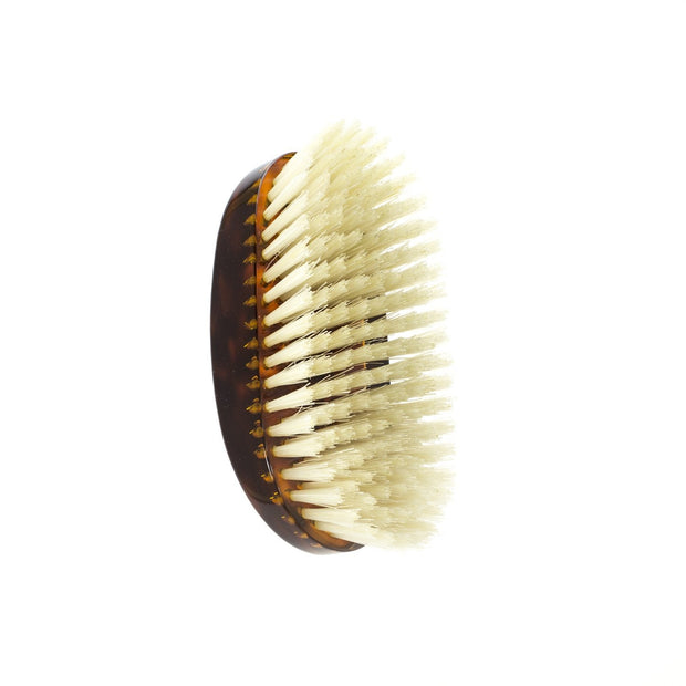 Jaspe Small Natural Bristle Military Brush K299 - Boyd's Madison Avenue