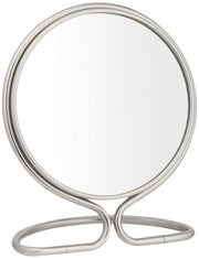Frasco Double Sided Travel Mirror, 4.1 Inch Diameter, 5X Magnification  (95890354)