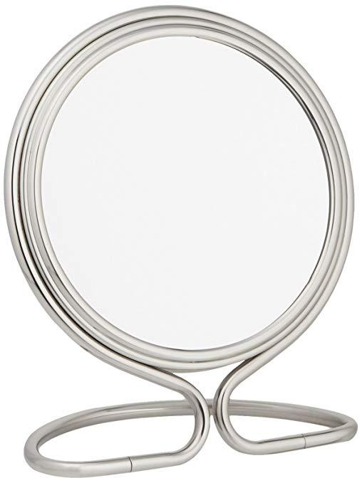 Frasco Double Sided Travel Mirror, 4.1 Inch Diameter, 5X Magnification  (95890354) - Boyd's Madison Avenue