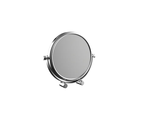 "Frasco 5.1"" Diameter Free Standing  Makeup Mirror with 5X Magnification  (838706101) - Boyd's Madison Avenue"