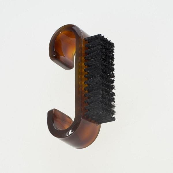 Koh-I-Noor Jaspe Boar Bristle Nail Brush