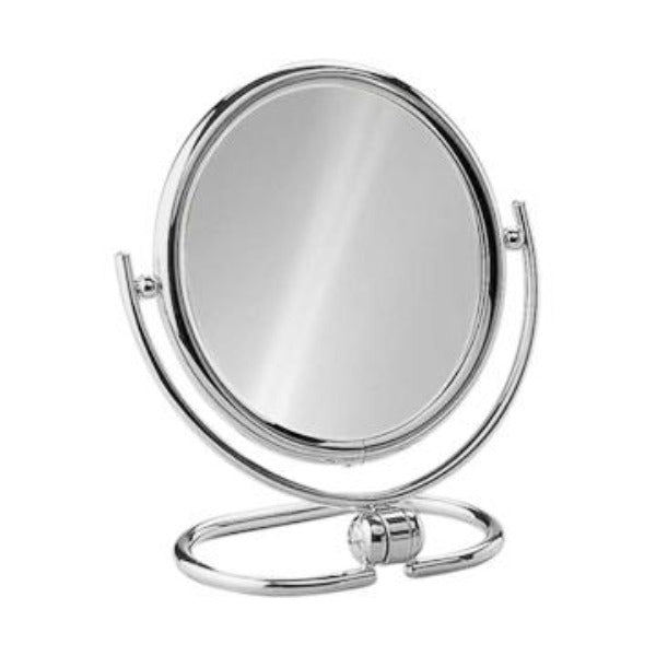 "Mini Travel Mirror, 5.7"" Diameter"