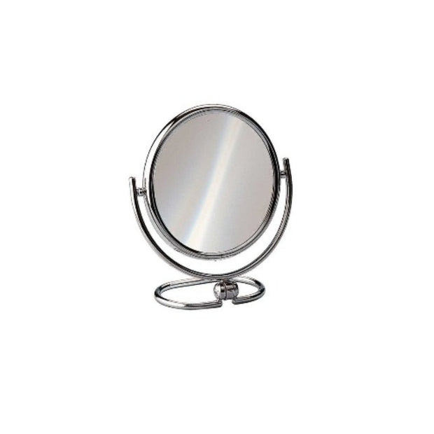 "Medium Sized Magnifying Travel Mirror, 6.5"" Diameter - Boyd's Madison Avenue"