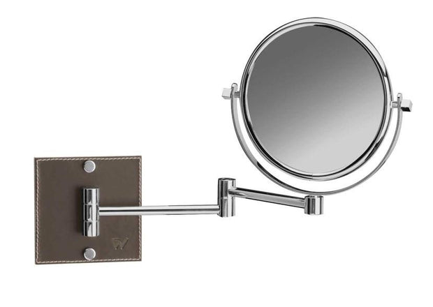 Wall Mounted Round Double Face Mirror - Boyd's Madison Avenue