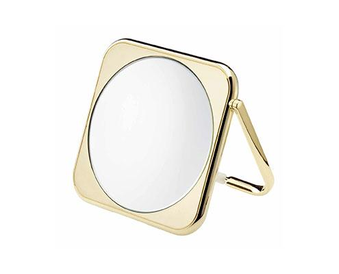 Janeke  3X Adjustable Metal Framed Magnifying Mirror   (CR425.3) (AU425.3)