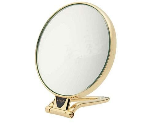 "Janeke Adjustable Travel Makeup Mirror in 6X, 5"" Diameter ( CR446.6, AU446.6)"