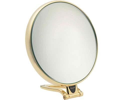 "Janeke Adjustable Travel Makeup Mirror 6X, 6.7"" Diameter - Boyd's Madison Avenue"