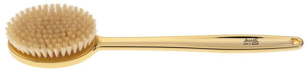 Gold back brush by Janeke made in Italy