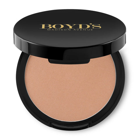 bronzing powder in medium shade