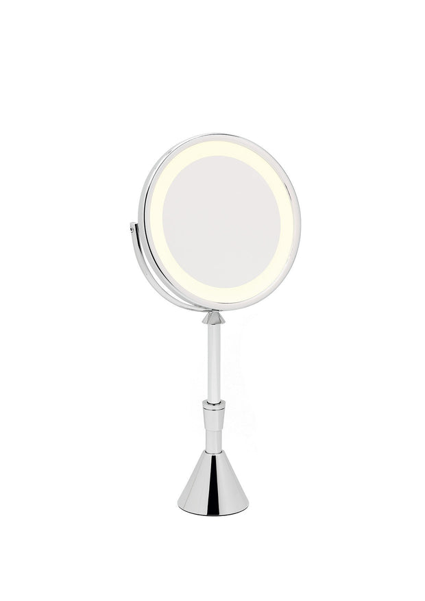 Brot ELEGANCE C 19 Illuminated Pedestal Mirror - Boyd's Madison Avenue