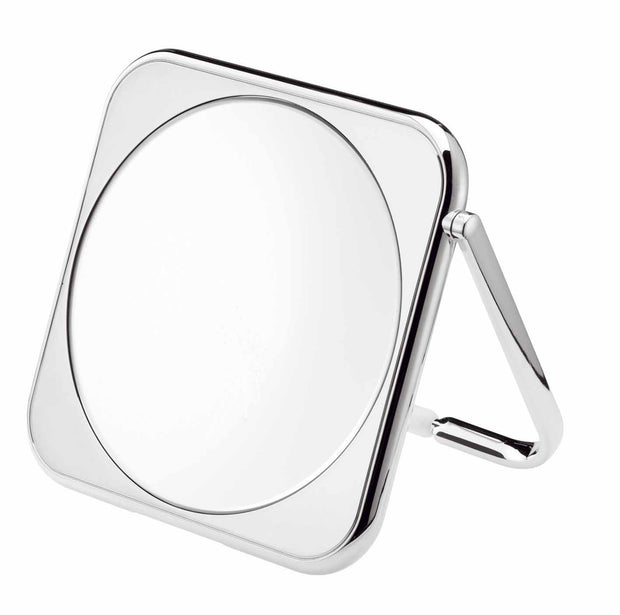 chrome janeke magnifying makeup mirror in 3X