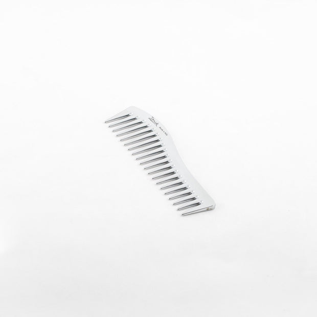 Janeke Silver Large Wide Tooth Comb