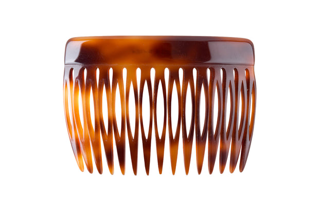 Charles Wahba tortoise hair accessory comb