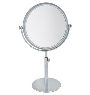 Frasco Stand Mirror, High Adjustable, 3X Magnification   (93890830)