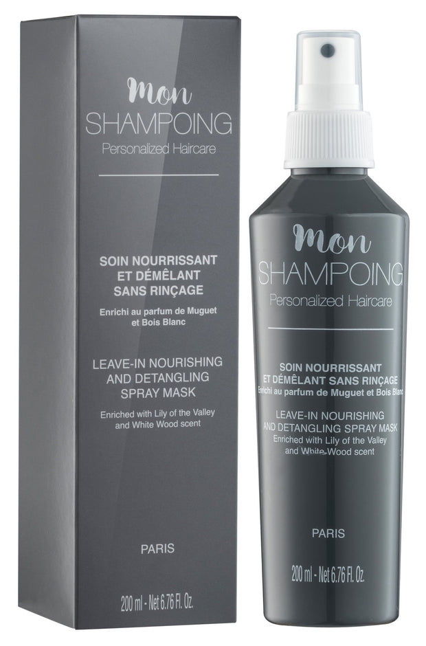 Mon Shampoing Leave-In Nourishing & Detangling Spray Mask, 6.76 Fl. oz.