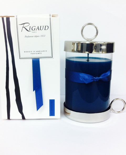 Rigaud Chevrefeuille Large Candle with Decorative Lid, 230g, 90 Hours of Fragrance