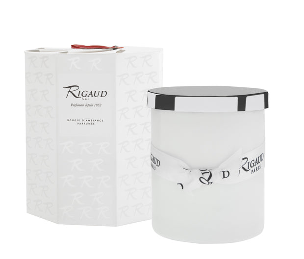 Rigaud Gourmandise Candle with Decorative Lid, 170g - 60 Hour of Fragrance
