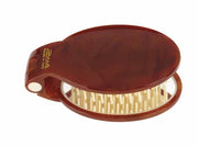Janeke Folding Hair-Brush with Mirror  AUSP03 - Boyd's Madison Avenue