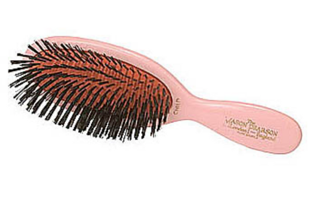 Mason Pearson Child's Brush, Pink