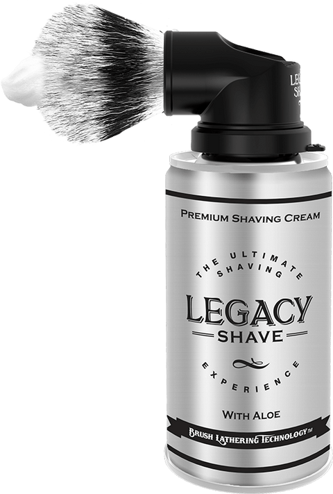 The Legacy Shave Brush- The Ultimate Shaving Experience - Boyd's Madison Avenue