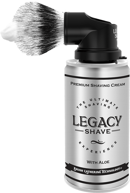The Legacy Shave Brush- The Ultimate Shaving Experience