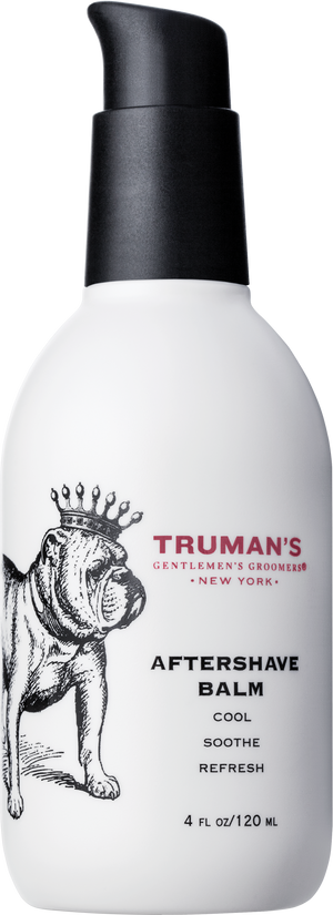 Truman's Gentlemen's Groomers Aftershave Balm