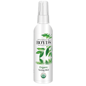 Biologico by Boyd's Organic Toning Mist with Rosewater