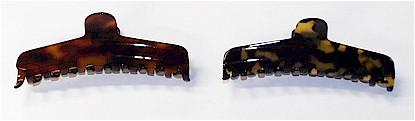 "Charles J Wahba Patented Hair Claw 4.5"" x 1.5""   (70049)"