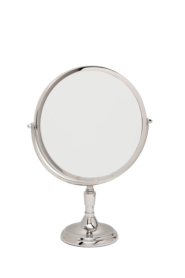 "Brot-IMAGINE 24 Short Pedestal Mirror Diameter 24cm (9 1/2"") - Boyd's Madison Avenue"