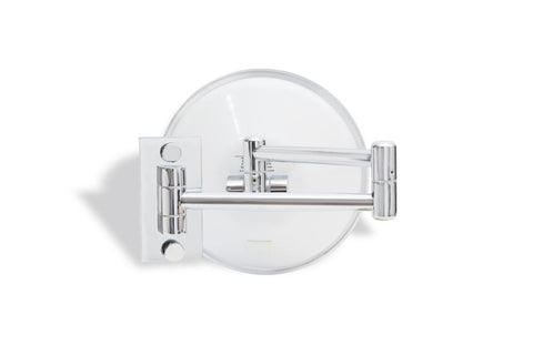 Brot Infini 19 Wall Mounted Adjustable Mirror, 19 Centimeters (7 1/2 Inches) - Boyd's Madison Avenue