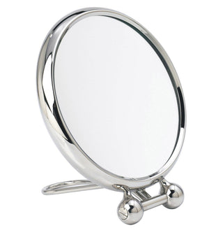Arpin Marquise double-sided travel mirror