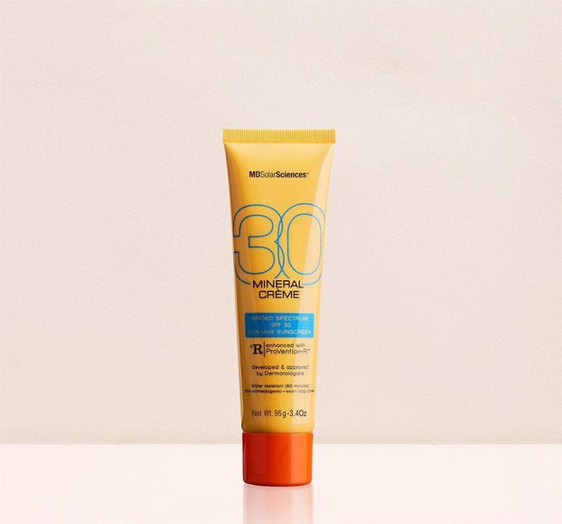 Mineral Creme Broad Spectrum SPF 30, 3.4 Oz. - Boyd's Madison Avenue