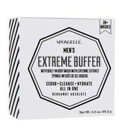 Spongelle Men's Extreme Buffer Sponge & Body Wash