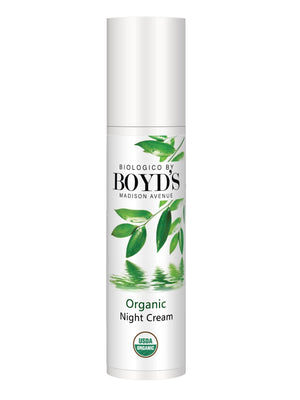 Biologico by Boyd's, Organic Night Cream