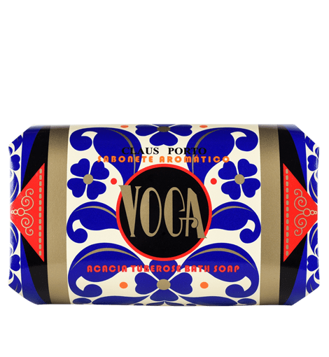 Claus Porto Voga Acacia Tuberose, 12.4 oz. Bath Soap - Boyd's Madison Avenue