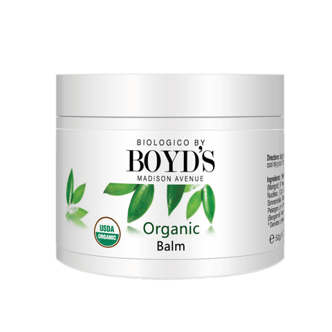 Biologico by Boyd's, Organic Balm for Face, Neck, and Decollete