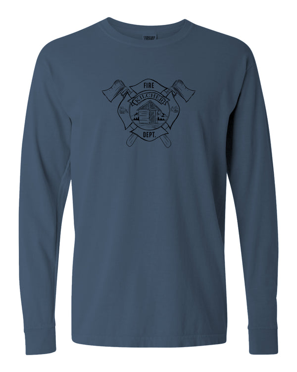 Kilcher Fire Department Adult Long Sleeve