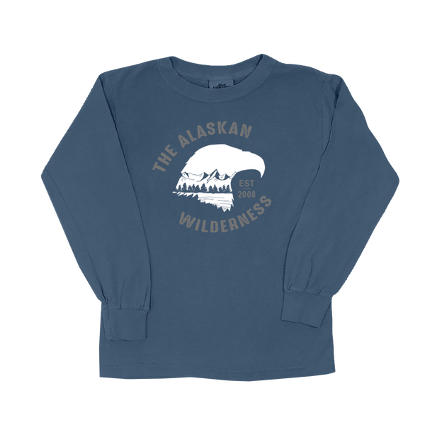 The Alaskan Wilderness - Youth Long Sleeve