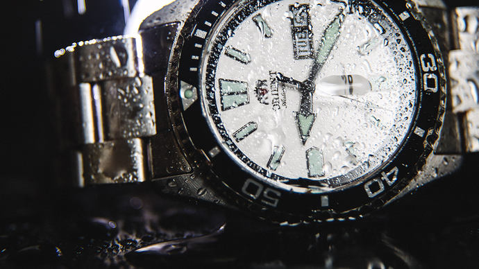 What's the Deal with Watches and Water Resistance?