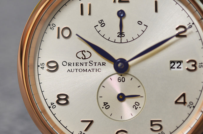 Blast From the Past: Introducing the Orient Star Heritage Gothic