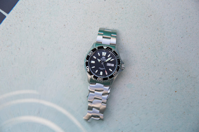 Which Orient Diver Watch Should You Wear This Summer?