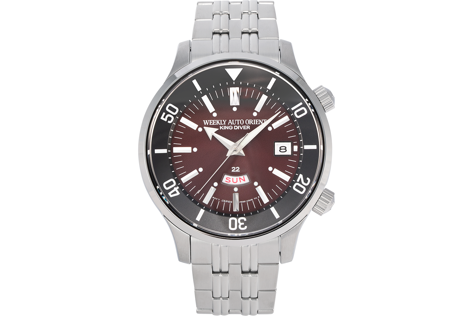 Orient King Diver Revival Watch | RA-AA0D02R1HB RA-AA0D02R AA0D02R