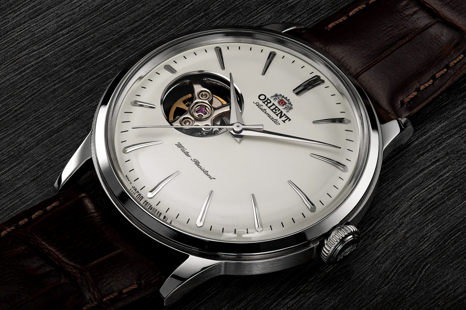 Orient Open Heart Contemporary Classic Watch | RA-AG0002S10A RA-AG0002S