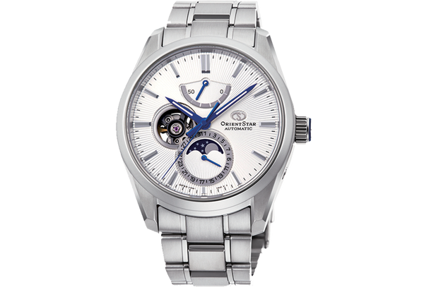Orient Star Mechanical Moon Phase Classic Watch | RE-AY0002S00B RE-AY0002S
