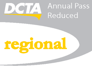 Regional Reduced Annual Pass