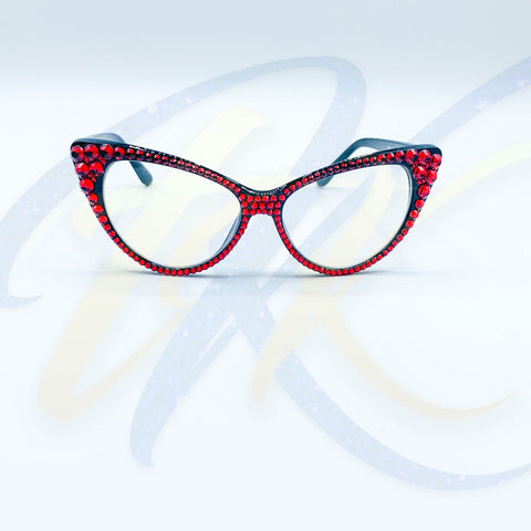 Wonderwoman - Red Bling - The Kaya Kollection  -  - The Kaya Kollection