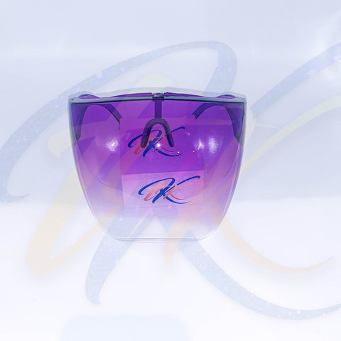 Face Mask On - Purple - The Kaya Kollection  -  - The Kaya Kollection