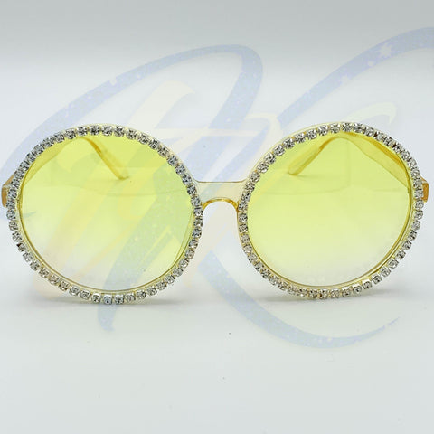 Smooth Operators - Yellow Bling - The Kaya Kollection  -  - The Kaya Kollection