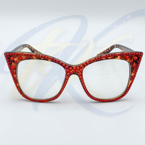 Wonderwoman - Red Bling Take 2 - The Kaya Kollection  -  - The Kaya Kollection