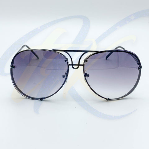 Aviators - Black on Black - The Kaya Kollection  -  - The Kaya Kollection